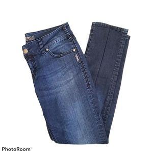 Silver jeans Suki skinny medium wash jeans w28 l31